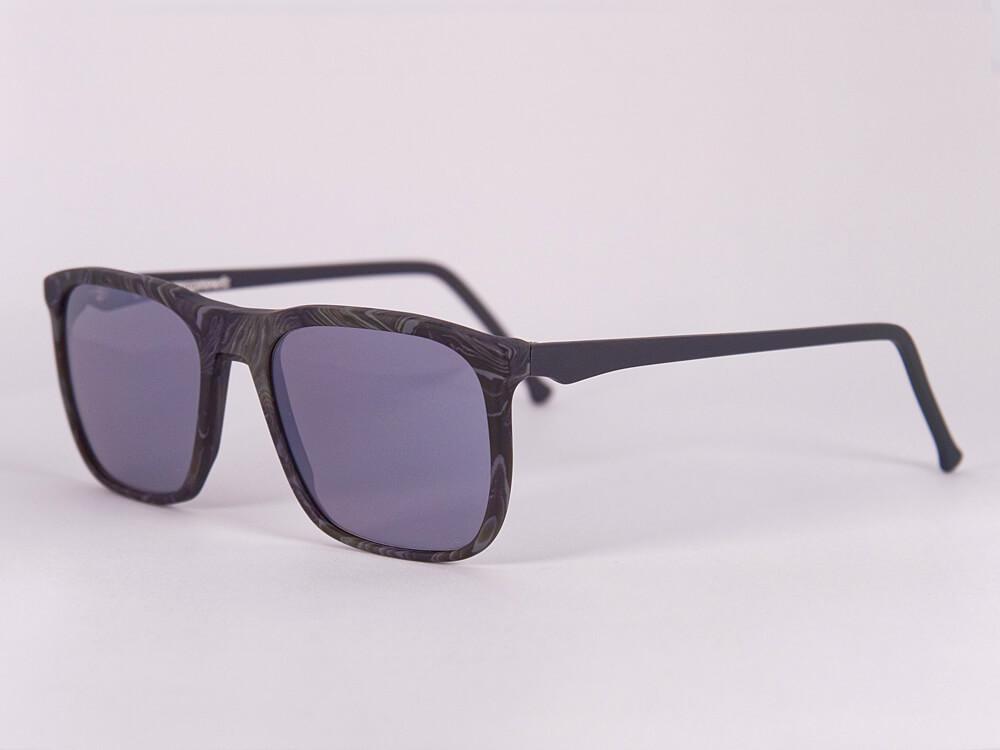 Sonnenbrille - Hammerhai - Silber