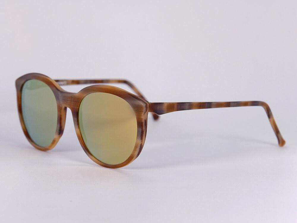 Sonnenbrille - Tasmanischer Teufel - Gold