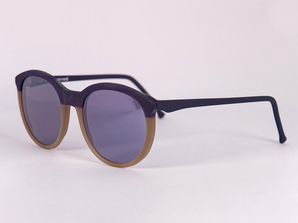Sonnenbrille - Tasmanischer Teufel - Silber