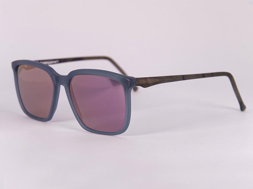 Sonnenbrille - Wollbiene - Beere